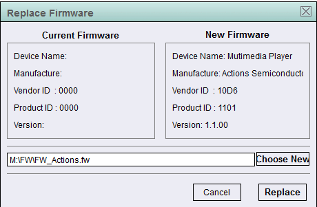 Firmware update step by step - Agptek forum