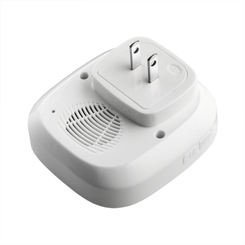 Wireless Door Bell 52 Music 4 levels Volume 1 Transmitter+1 Doorbell Receiver 3