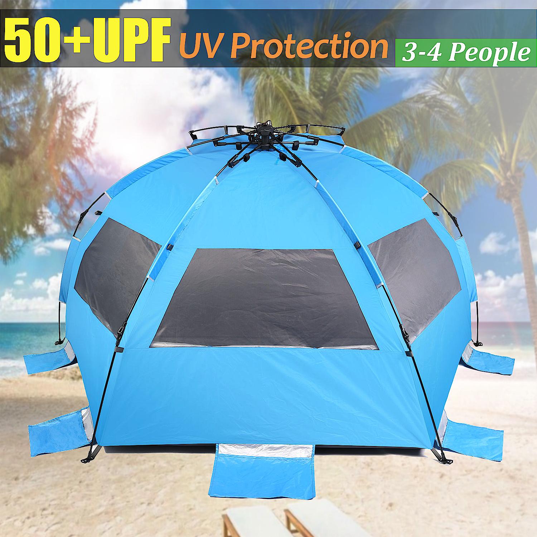 Beach Tent Canopy Sun Shelter Upf 50